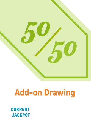 50/50 Add-On Drawing