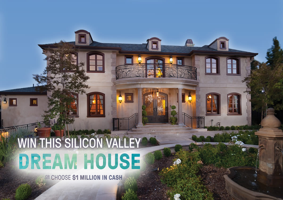 Win Silicon Valley Dream House